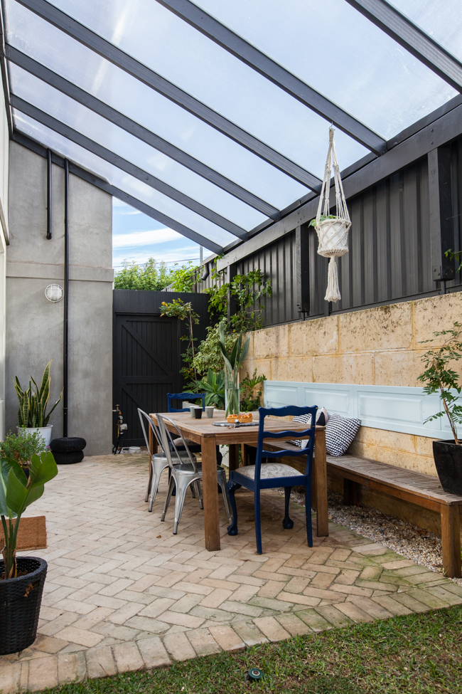 ABOVE: These Photos Are Of The Lovely Outdoor Area Of Two Apartment House  By Etica Studio, Which I Featured Here. Itu0027s In A Suburban Location Yet  Feels So ...